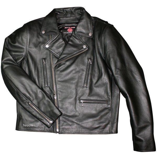 モトフィールド 2019年秋冬モデル ダブルライダースレザージャケット 黒 4Lサイズ MF-LJ141K HD店