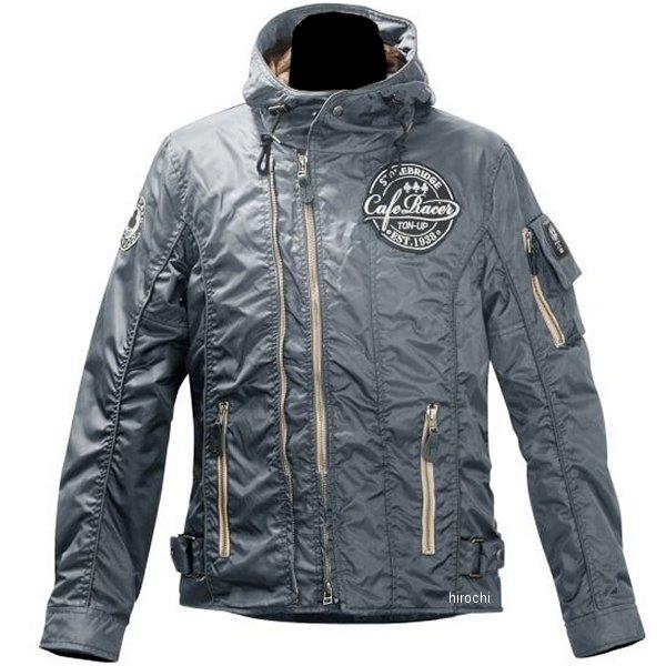 エースカフェロンドン 2019年秋冬モデル ナイロン W2 フーデット ジャケット グレー Mサイズ FS1902NJ-GY/M HD店