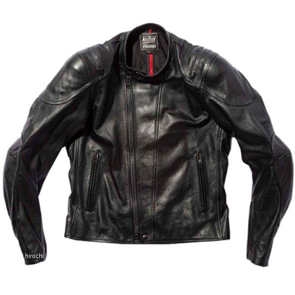 カドヤ KADOYA 2019年秋冬モデル レザージャケット BRAWLER 黒 3Lサイズ 1201 HD店
