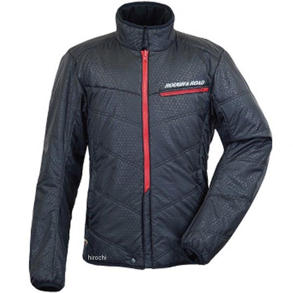 ラフ&ロード 2019年秋冬モデル ウインドガードポーラーチタンインナージャケット 黒 Mサイズ RR7992BK2 HD店