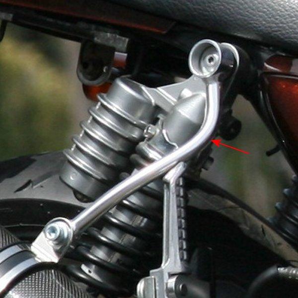 ストライカー STRIKER リペア サイレンサーステー アップ用 ゼファー750 0SS032 HD店