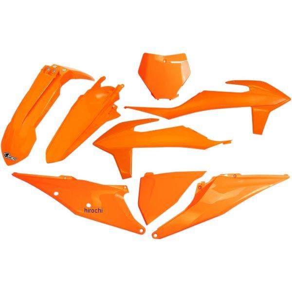 【USA在庫あり】 UFO PLAST ユーフォープラスト BODY KIT SX/SXF ORANGE 1403-2713 HD店