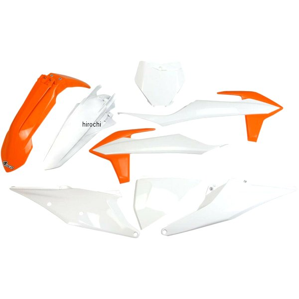 【USA在庫あり】 UFO PLAST ユーフォープラスト BODY KIT SX/SXF OEM 19 1403-2715 HD店
