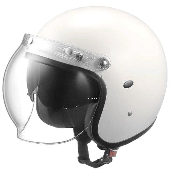 デュラボルト DURA BOLT VRAGE ジェットヘルメット ハーフマットアイボリー フリーサイズ CHV102 HD店