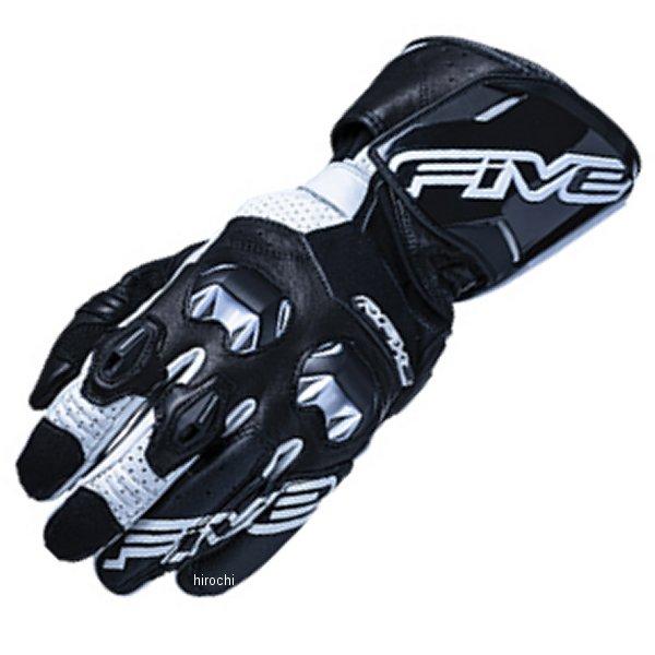 【メーカー在庫あり】 ファイブ FIVE 2019年秋冬モデル グローブ RFX2 黒 白 XLサイズ 3882018020648 HD店