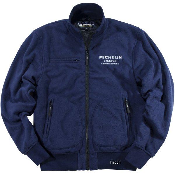 ミシュラン MICHELIN 2019年秋冬モデル フリースジャケット ネイビー L2Wサイズ ML19401W HD店
