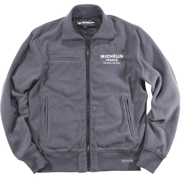 ミシュラン MICHELIN 2019年秋冬モデル フリースジャケット グレー Mサイズ ML19401W HD店