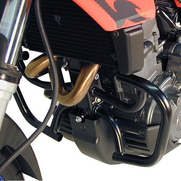 ヘプコアンドベッカー HEPCO&BECKER エンジンガード 05年-09年 Pegaso650 ブラック 502791 00 01 HD店