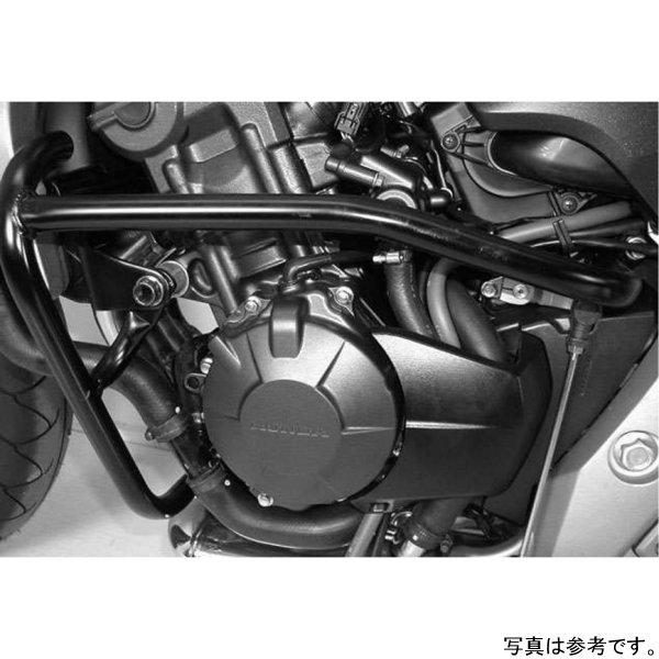 ヘプコアンドベッカー HEPCO&BECKER エンジンガード 11年以降 CB600F ホーネット ブラック 501965 00 01 HD店