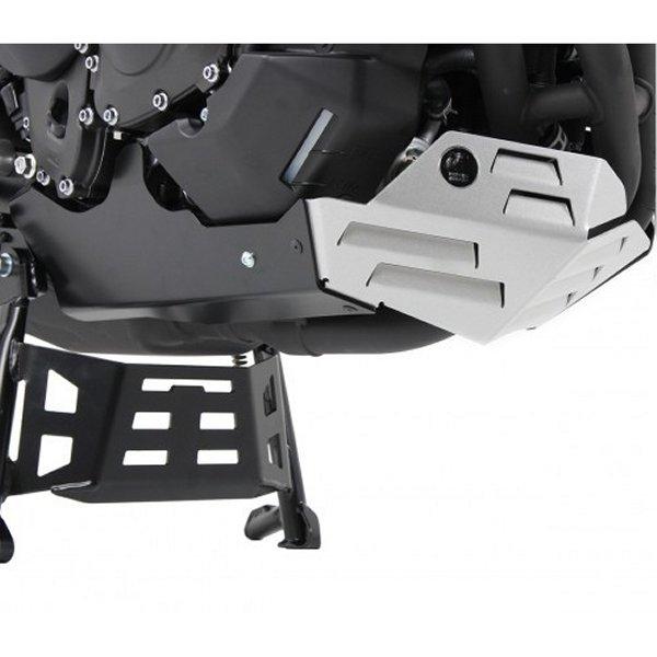 ヘプコアンドベッカー HEPCO&BECKER エンジン アンダーガード 16年-19年 XSR900 シルバー/ブラック 8104551 00 91 HD店