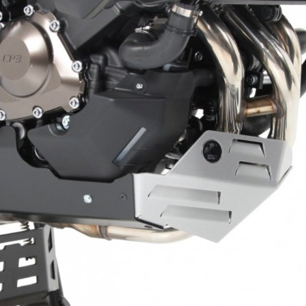 ヘプコアンドベッカー HEPCO&BECKER エンジン アンダーガード 17年-19年 MT-09 シルバー 8104557 00 91 HD店