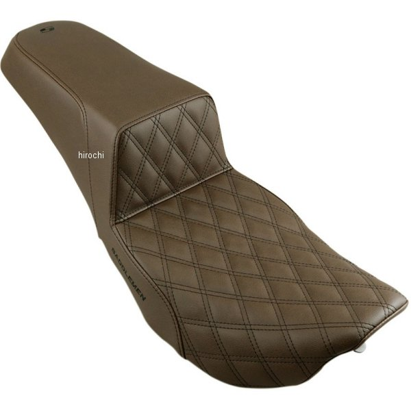 【USA在庫あり】 サドルメン Saddlemen SEAT STEP UP LS DRV BRN 0801-1097 HD