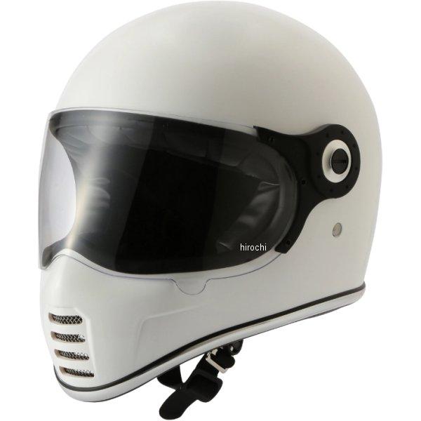ライズ RIDEZ フルフェイスヘルメット XX(ダブルエックス) マットホワイト Mサイズ RH-XX HD店