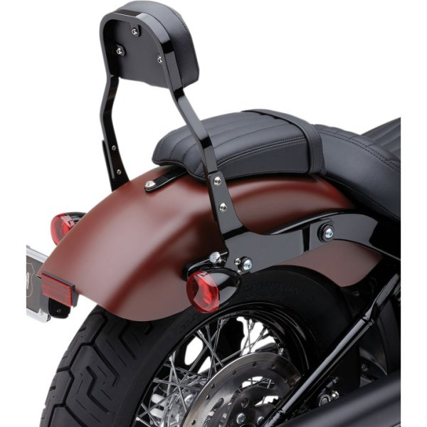 【USA在庫あり】 コブラ COBRA BACKREST MINI BLK FLHC/S 1501-0604 HD店