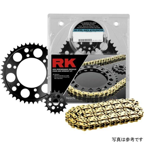 【USA在庫あり】 アールケー RK CHAIN SPROCKET KIT KAWASAKI 182200 HD