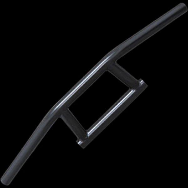 【即納】 ネオファクトリー ヘコミ有り 4インチ アタッカーバー ブラック 013780 HD店