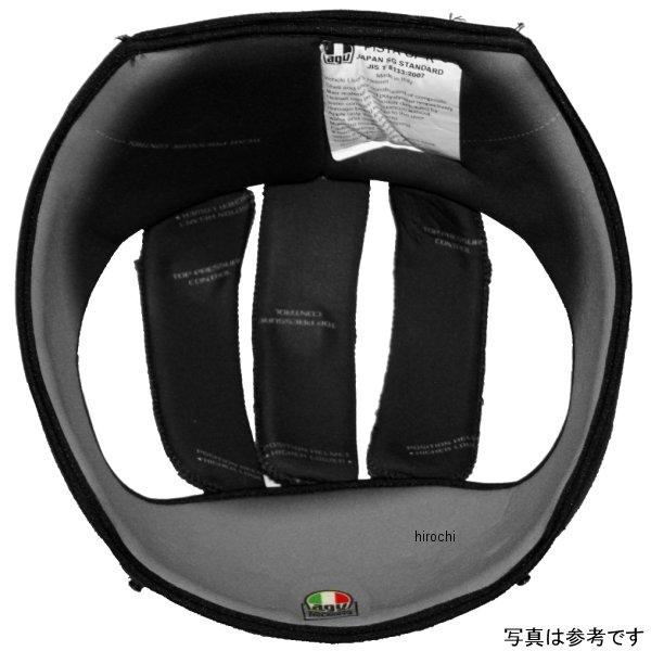 【メーカー在庫あり】 エージーブイ AGV トップパッド PISTA GR R アジアフィット 黒/赤 Mサイズ KIT6022900207 HD店
