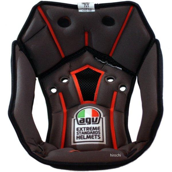 【メーカー在庫あり】 エージーブイ AGV トップパッド スポーツモジュラー アジアフィット 黒 XLサイズ KIT1203399901 HD店