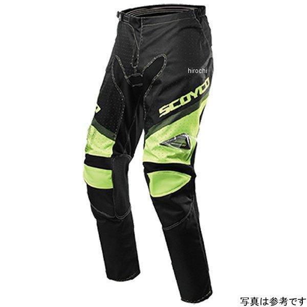 スコイコ SCOYCO P050-K キッズ用 黒/緑 XLサイズ P050-K/BLACK/GR/XL HD店