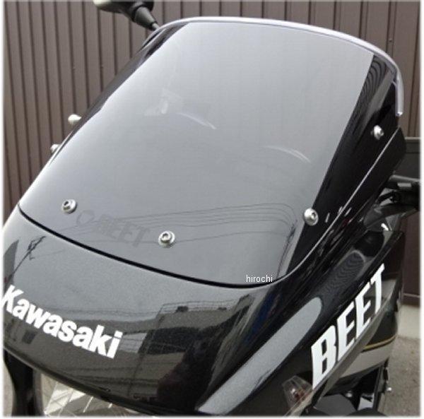 ビート BEET スクリーン カワサキ ZRX1200DAEG スモーク 0689-K99-02 HD店