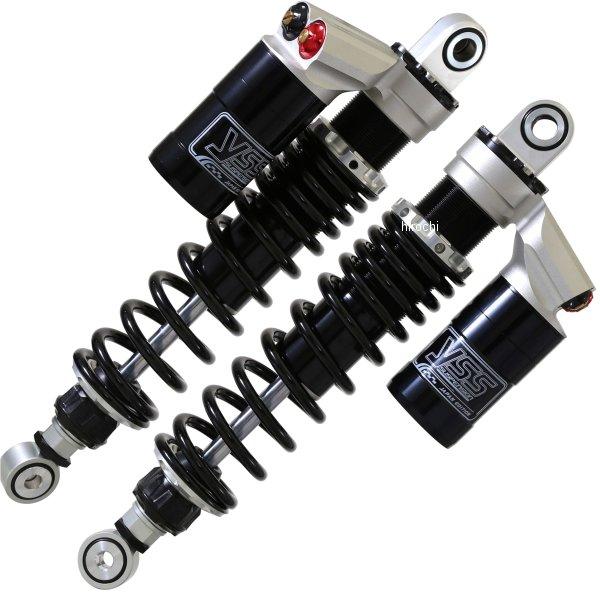 ワイエスエス YSS ツイン リアショック スポーツライン SII362 W650 330mm シルバー/黒 119-7010800 HD店