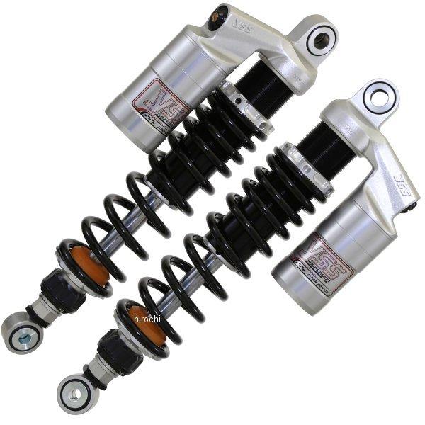 ワイエスエス YSS ツイン リアショック スポーツライン G362 380mm 91年-03年 XLH1200、XLH883 シルバー/黒 116-9418200