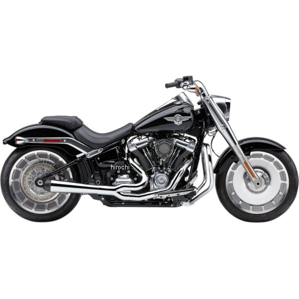 【USA在庫あり】 コブラ COBRA EXHAUST EL DIABLO CHROME 1800-2385 HD店