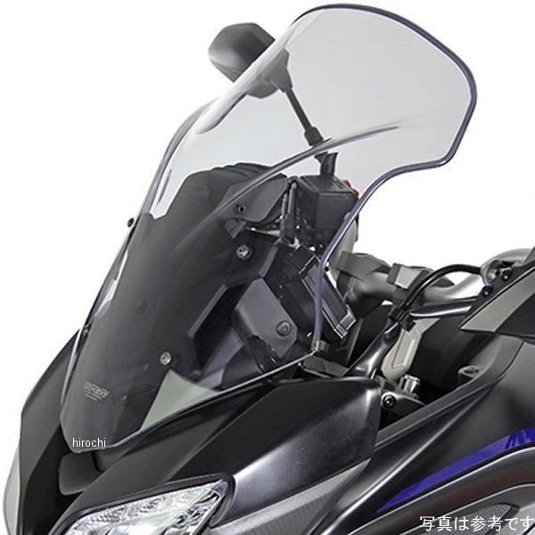 エムアールエー MRA スクリーン スポーツ 18年 TRACER900、TRACER900GT 黒 4025066163151 HD店