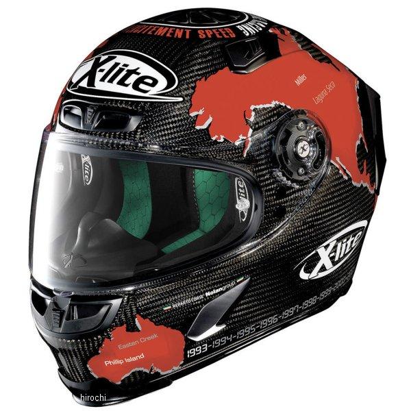 ノーラン NOLAN フルフェイスヘルメット X803RS Ultra Carbon Checa 19 Mサイズ 16547 HD店