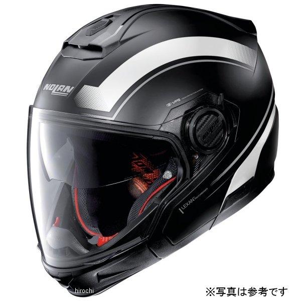 【メーカー在庫あり】 ノーラン NOLAN N405GT システムヘルメット リソリュート 20 FBK/WH Lサイズ 16679 HD店
