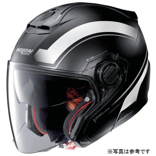 【メーカー在庫あり】 ノーラン NOLAN N40-5 ジェットヘルメット リソリュート 16 FBK/WH XLサイズ 16693 HD店