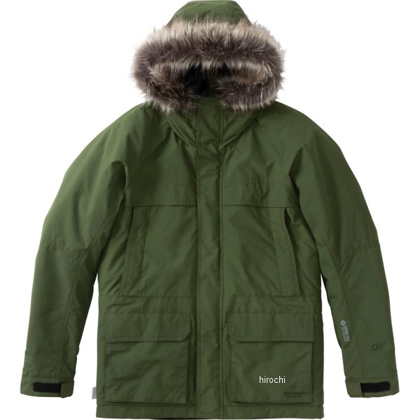 ゴールドウイン GOLDWIN 2019年秋冬モデル GOREINF フードジャケット オリーブドラブ BLサイズ GSM22952 HD店