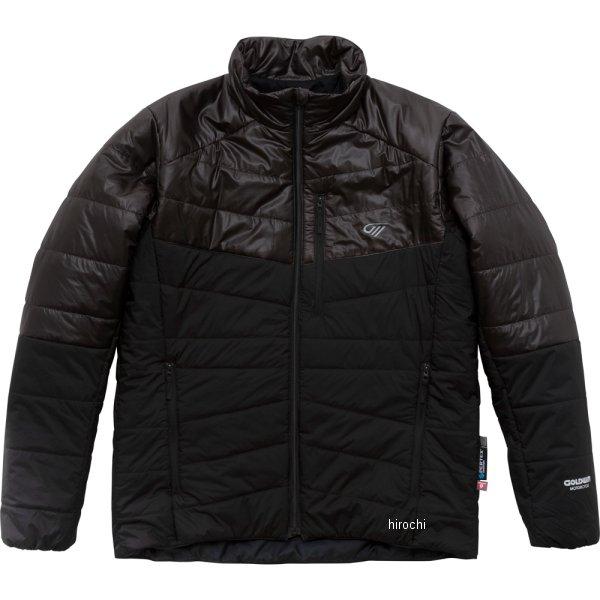 ゴールドウイン GOLDWIN 2019年秋冬モデル プリマロフトインナージャケット ブラックガンメタル BLサイズ GSM24950 HD店