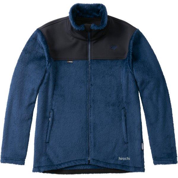 ゴールドウイン GOLDWIN 2019年秋冬モデル ハイブリッドフリースジャケット 紺 XLサイズ GSM24951 HD店