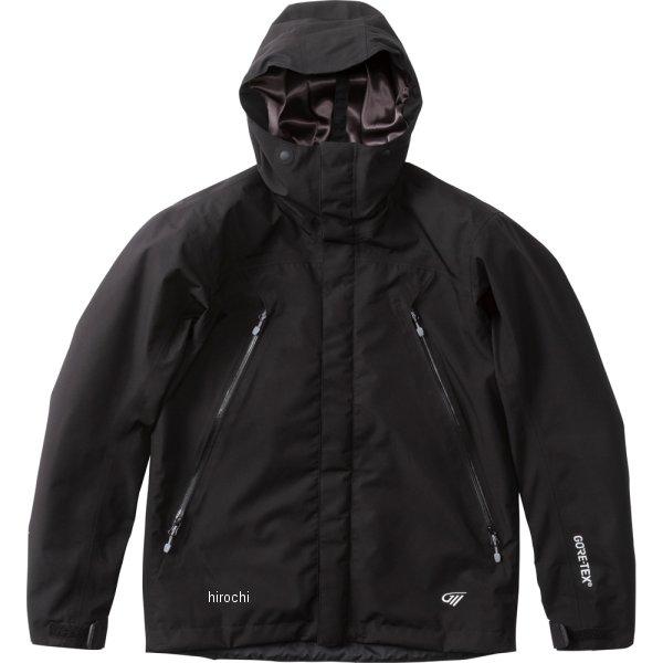 ゴールドウイン GOLDWIN 2019年秋冬モデル GORE マルチフードジャケット 黒 XLサイズ GSM22900 HD店