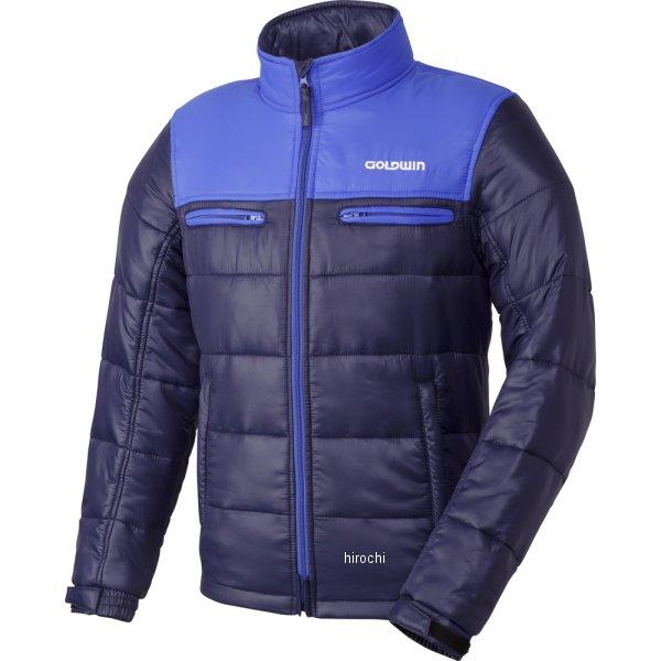 ゴールドウイン GOLDWIN 2019年秋冬モデル GWSウォームキルトジャケット ネイビー XLサイズ GSM22758 HD店