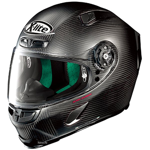 【メーカー在庫あり】 X803UC ノーラン NOLAN フルフェイスヘルメット PURO フラットカーボン/2 Mサイズ 97606 HD店