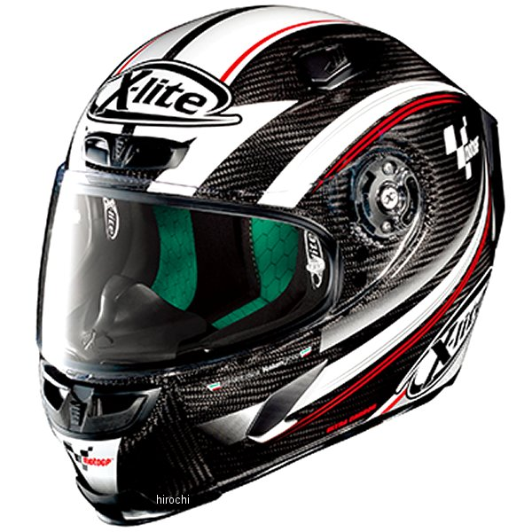 【メーカー在庫あり】 X803UC ノーラン NOLAN フルフェイスヘルメット MotoGP/16 Mサイズ 97618 HD店