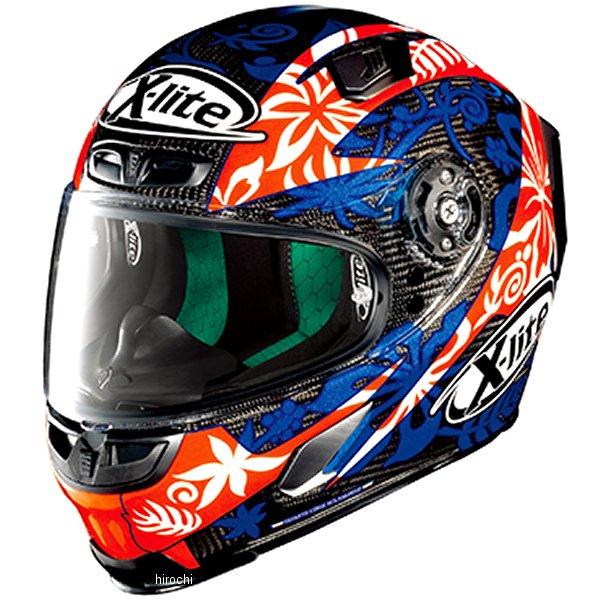 【メーカー在庫あり】 X803UC ノーラン NOLAN フルフェイスヘルメット ペトルッチ/20 Lサイズ 97627 HD店