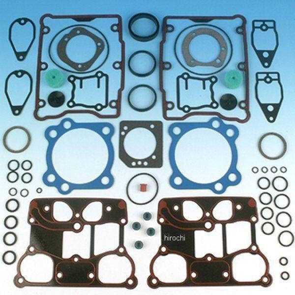 17054-99-X キジマ ジェームズ JAMES トップエンド ガスケット キット 99年-04年 Twin Cam 95 1550cc JGI-17054-99-X HD店