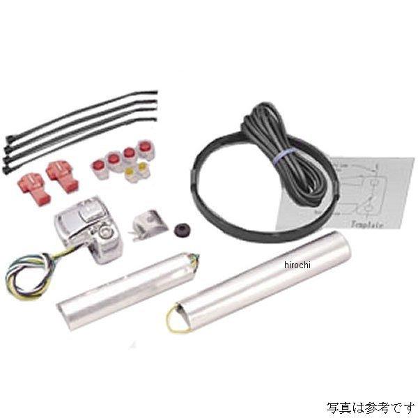 キジマ ヒートデーモン グリップヒーター 汎用 インナーヒータータイプ ブラックスイッチ SY-999022 HD店