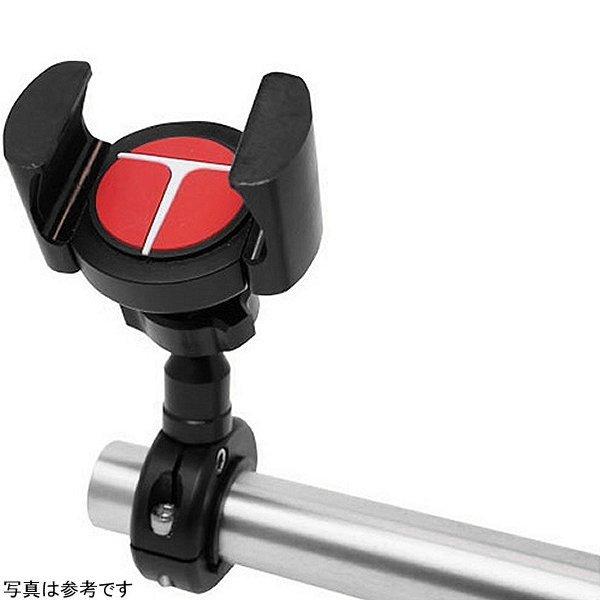 【メーカー在庫あり】 キジマ テックマウント 4G バーマウント メッキ+TECHグリッパー セット TM-430913CTGP HD店