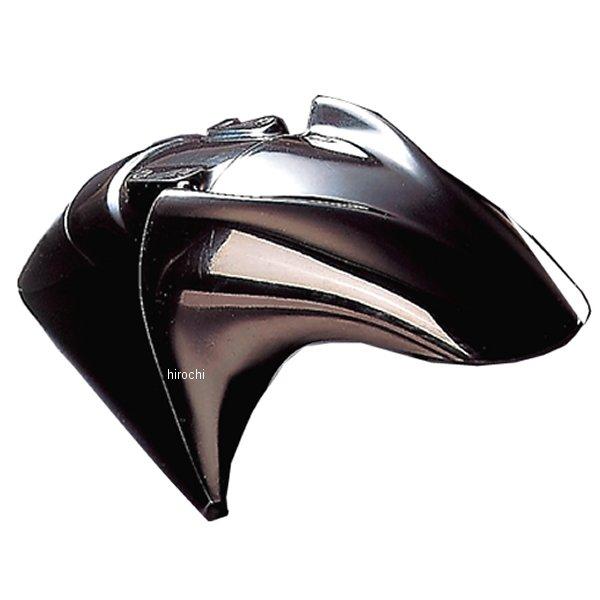 ファナティック FANATIC フロントフェンダー FRP 黒ゲル 93年-08年 V-MAX 5073004 HD店