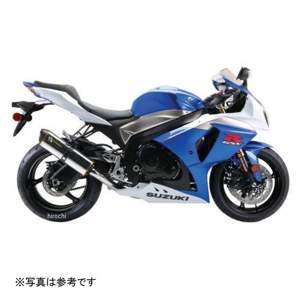 ツーブラザーズ レーシング GSX-R1000(09-11) シングルスリップオン/M2 CF BK-S 005-2420407V-B HD店