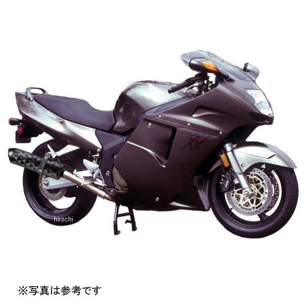 ツーブラザーズ レーシング CBR1100XX(ALL) デュアルスリップオン/M2 TI BK-S 005-680408DM-B HD店