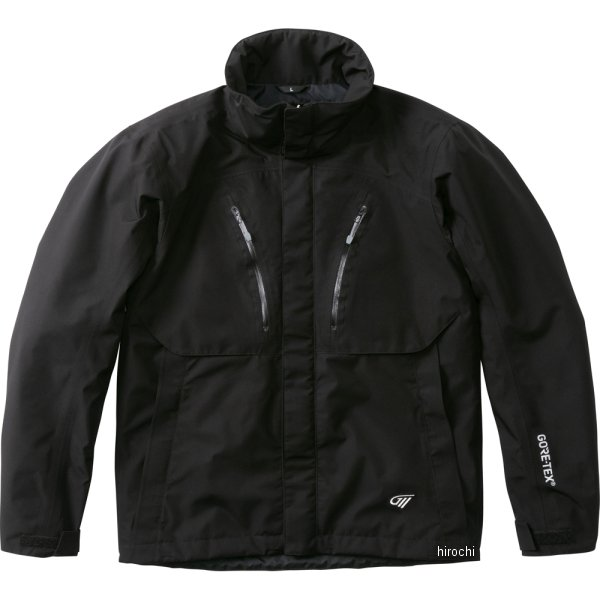 ゴールドウイン GOLDWIN 2020年春夏モデル GWM ゴアテックス マルチクルーザージャケット 黒 XXLサイズ GSM22901 HD店
