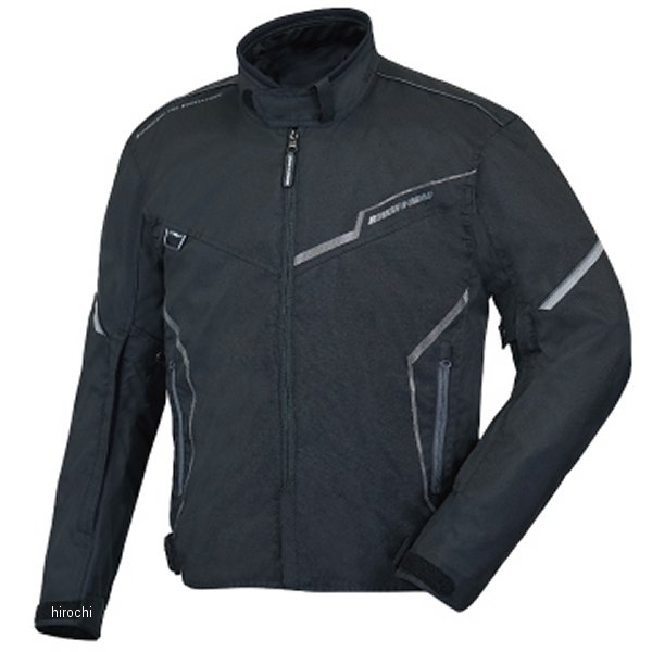 ラフ&ロード 2020年春夏モデル ライディングジャケット パッドセット 黒 Mサイズ RR7242PSBK2 HD店