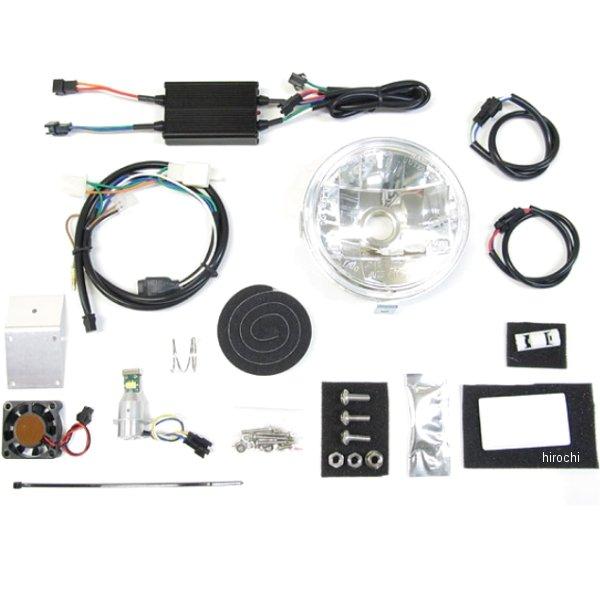 プロテック PROTEC マルチリフレクターヘッドライト LBH-H04 3000K スーパーカブ 64005-30 HD店