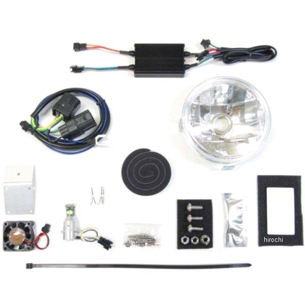 プロテック PROTEC マルチリフレクターヘッドライト LBH-H17 6000K CC50 64009-60 HD店