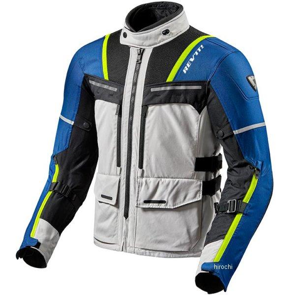 レブイット REVIT オフトラック ジャケット シルバー/青 XLサイズ FJT265-4030-XL HD店